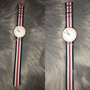 Accessories - Stripped Watch